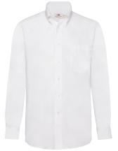 Men`s Long Sleeve Oxford Shirt